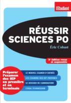Réussir Sciences po 3éd (ebook)