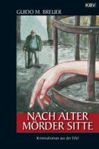 Nach alter Mörder Sitte (ebook)