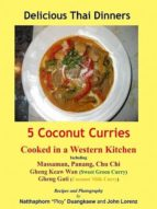 5 COCONUT CURRIES