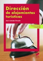 Dirección de alojamiento turísticos (ebook)