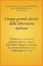 Cinque grandi classici della letteratura italiana (ebook)