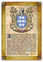 Apellido Vilafranca / Origen, Historia y Heráldica de los linajes y apellidos españoles e hispanoamericanos