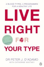 Live Right for Your Type (ebook)