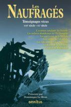 Les naufragés (ebook)
