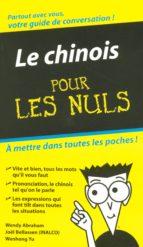 Le Chinois - Guide de conversation Pour les Nuls (ebook)