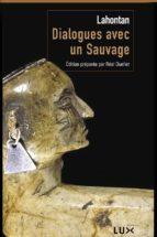 Dialogues avec un sauvage (ebook)