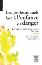 Les professionnels face à l'enfance en danger (ebook)