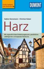 DuMont Reise-Taschenbuch Reiseführer Harz (ebook)
