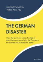 The German Disaster (ebook)