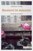 Rosenrot ist mausetot (ebook)