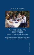 Am Ursprung der Tage (ebook)