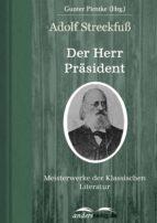 Der Herr Präsident (ebook)