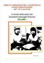 Corso di formazione per i lavoratori di studio odontoiatrico - art. 37 D.lgs 81/08 VOLUME 1 (ebook)
