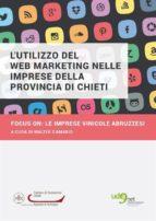 L'utilizzo del Web Marketing nelle imprese della provincia di Chieti. Focus on:le imprese vinicole abruzzesi (ebook)