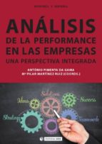 Análisis de la performance en las empresas: una perspectiva integrada (ebook)