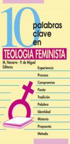 10 palabras clave en teología feminista (ebook)