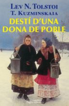 Destí d'una dona de poble (ebook)