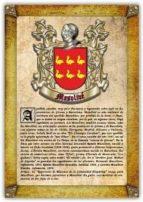 Apellido Masolivé / Origen, Historia y Heráldica de los linajes y apellidos españoles e hispanoamericanos