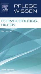 PflegeWissen Formulierungshilfen (ebook)