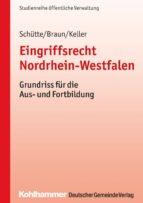 Eingriffsrecht Nordrhein-Westfalen (ebook)