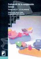 Evaluación de la comprensión lectora (ebook)