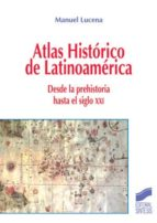 Atlas histórico de Latinoamérica (ebook)