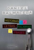 Historias de letras, palabras y frases (ebook)