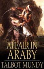 Affair in Araby (ebook)