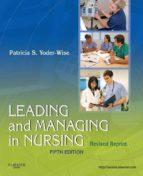 Leading and Managing in Nursing - Revised Reprint (ebook)
