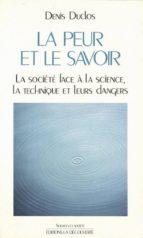 La peur et le savoir (ebook)