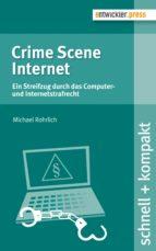 Crime Scene Internet (ebook)