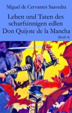 Leben und Taten des scharfsinnigen edlen Don Quijote de la Mancha (ebook)