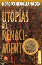 Utopías del renacimiento (ebook)