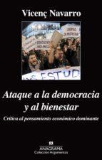 Ataque a la democracia y al bienestar (ebook)