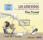 Los Atrevidos y el misterio del dinosaurio (El taller de emociones) (ebook)