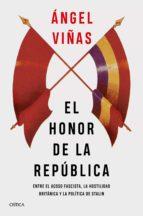 El honor de la República (ebook)