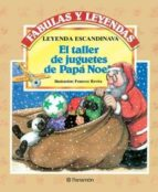 El taller de juguetes de Papá Noel (ebook)