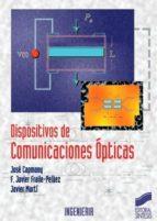 Dispositivos de comunicaciones ópticas (ebook)