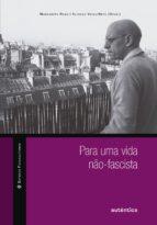 Para uma vida não-fascista (ebook)