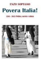 POVERA ITALIA! (ebook)