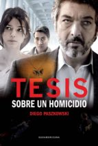 Tesis sobre un homicidio (ebook)