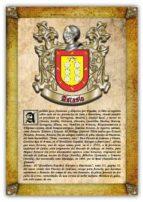 Apellido Astasio / Origen, Historia y Heráldica de los linajes y apellidos españoles e hispanoamericanos