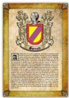 Apellido Garrote / Origen, Historia y Heráldica de los linajes y apellidos españoles e hispanoamericanos