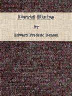 David Blaize (ebook)