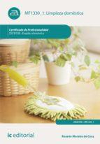 Limpieza doméstica. SSCI0109 (ebook)