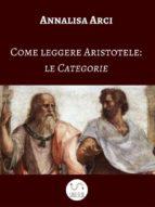 Come leggere Aristotele: le Categorie (ebook)