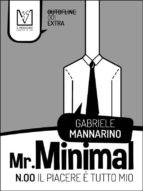 Mr. Minimal n. 00 (ebook)