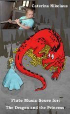 Flute Music Score for: The Dragon and the Princess (ebook)