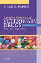 Saunders Handbook of Veterinary Drugs (ebook)
