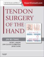 Tendon Surgery of the Hand (ebook)